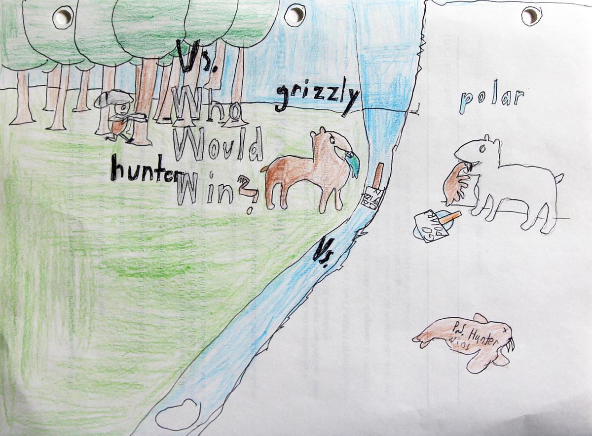 grizzly_polar_human