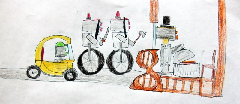 Google Doodles 2014 Entry