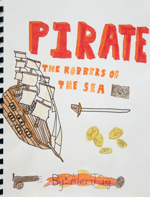 [Book] Pirate – The Robbers of the Sea